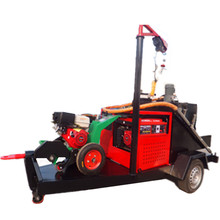 Asphalt road crack sealing machine with Italian Riello 445T1 combustor
