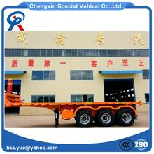 Hot selling semi trailer truck with low price