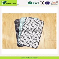Multifunction thin softable color optional flooring rug door mat printed
