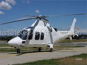 2008 Agusta A109S Grand Helicopter
