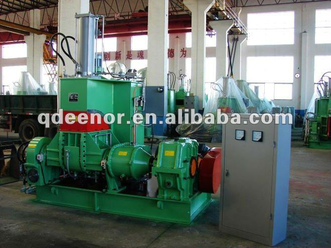Rubber Mixer Dispersion Kneader / Rubber Dispersion Mixer Machine / Used Rubber Kneader Machine