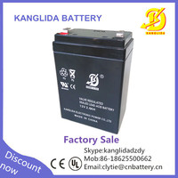 battery 12v 2.8ah 2.9ah rechargeable battery free maintenance battery