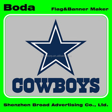 90x150cm polyester nfl dallas cowboys flag