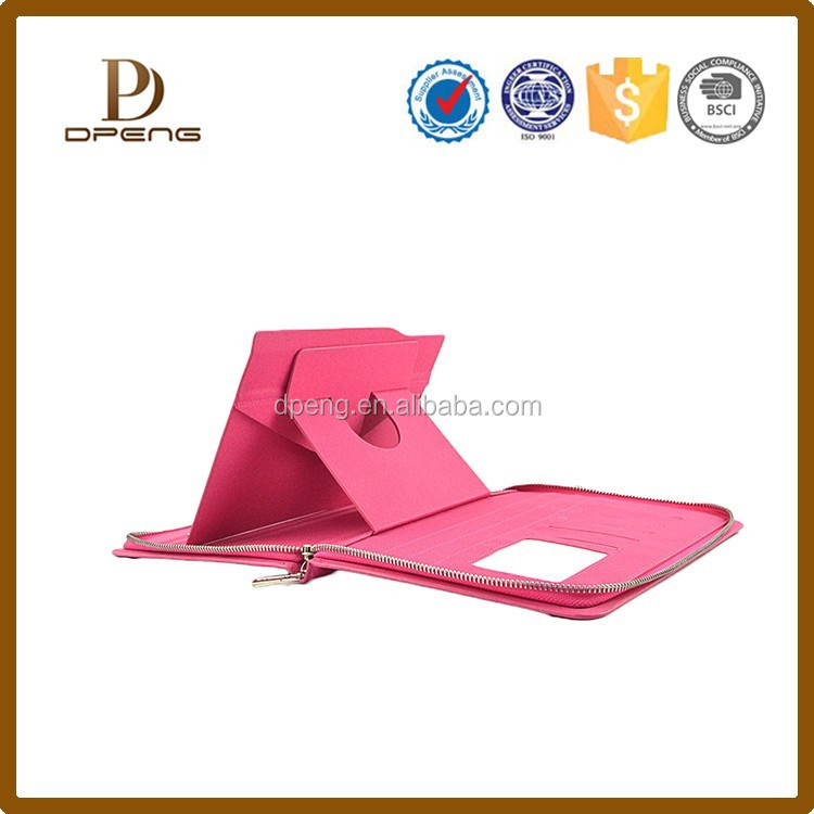 best selling products 2015 zipper case for ipad mini , leather case for ipad mini2/3 alibaba China