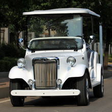 CE Approved Electric Vintage Car, Classic Car with 48V Motor