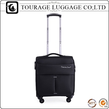 Nylon Cabin Cute Man Lugage Bag Travel Trolley Soft Luggage