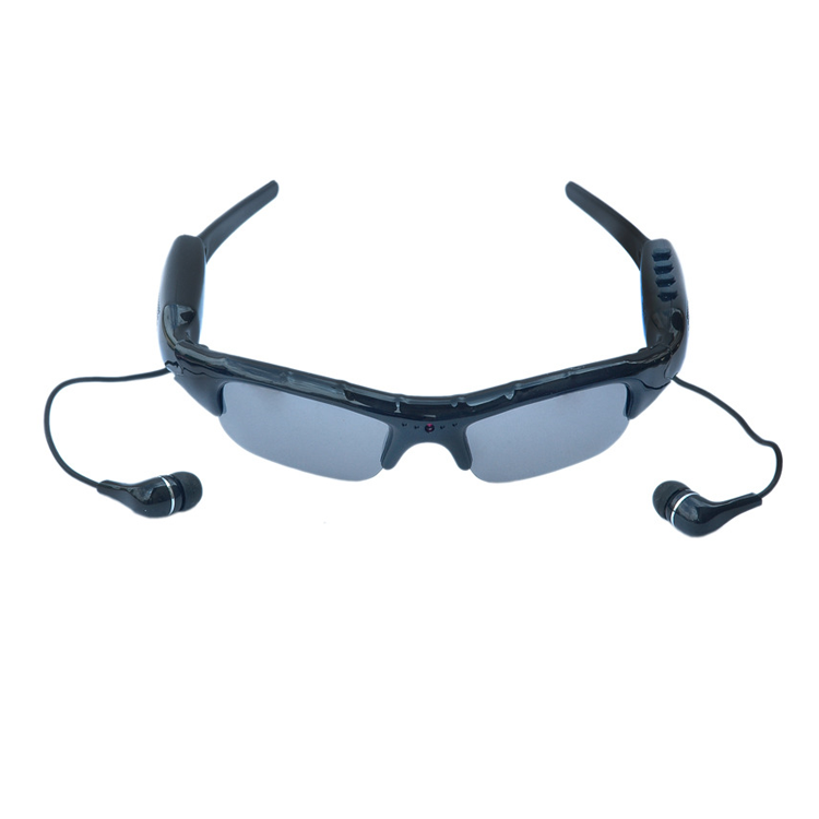 bluetooth camera sunglasses stereo bluetooth sunglasses headset with camera in video camera
