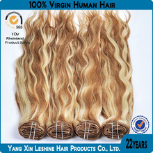 Factory directed wholesale price micro bead ombre hair extensions