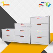 Space saving furniture good quality used storage steel knock down cabinet