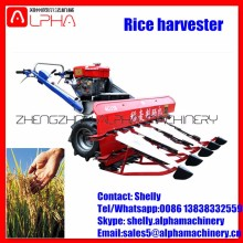Rice Combined Harvester for farmers harvest the rice