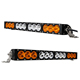 New Bright Article 30W 60W 120W 180W 240W 300W Single Row Straight Offroad Amber White Led Light Bar