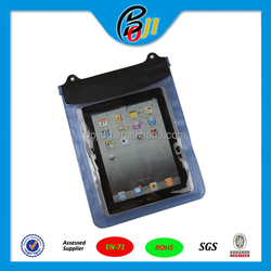 Wholesale Low Price Customized PVC Waterproof Tablet Case for ipad air 2