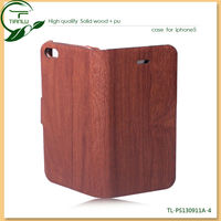 wooden protection case for iphone 4,wooden cell phone case,wooden case for iphone 4/wood case cheap price