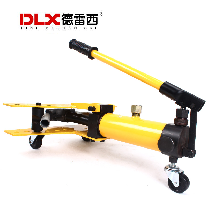 Used professional tools for bending pipes and tubes,hydraulic pipe bender for sale