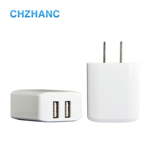 Wholesale Usb Charge Travel Charger EU Plug Cell Phone Charger