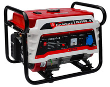 3-phase 2KW to 6KW petrol/gasoline portable generator price 380V