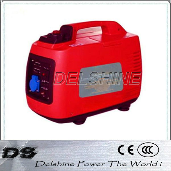 DS silent digital 2kva portable mini gasoline generator