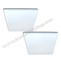 CE certificationn LED panels 60*60 frameless LED panel lights ceiling panel lights LED office lighting