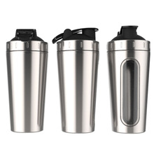 Hot sale 750ml insulated stainless steel shaker bottle
