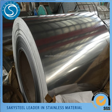 Cold rolled 321 stainless steel coil BA finish