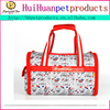 Lovely pattern Pet Carrier Cotton Dog Kennel foldable Dog carrier bag