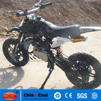 gas power 50CC Mini Racing Motorcycle for kids