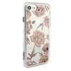 2016 new IP7 Clear PC cover case with printing in flower design