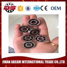 Factory direct sell long Life colorful deep groove ball r188 ceramic bearing