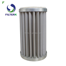 FILTERK G0.5 5 Micron Gas Filter Cartridge With Stainless Steel