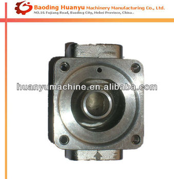 Stainless Steel Silica Sol Precision Casting Pipe Joint
