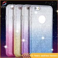Best praise super luxury two in one phone case for iphone5 / 6 / plus