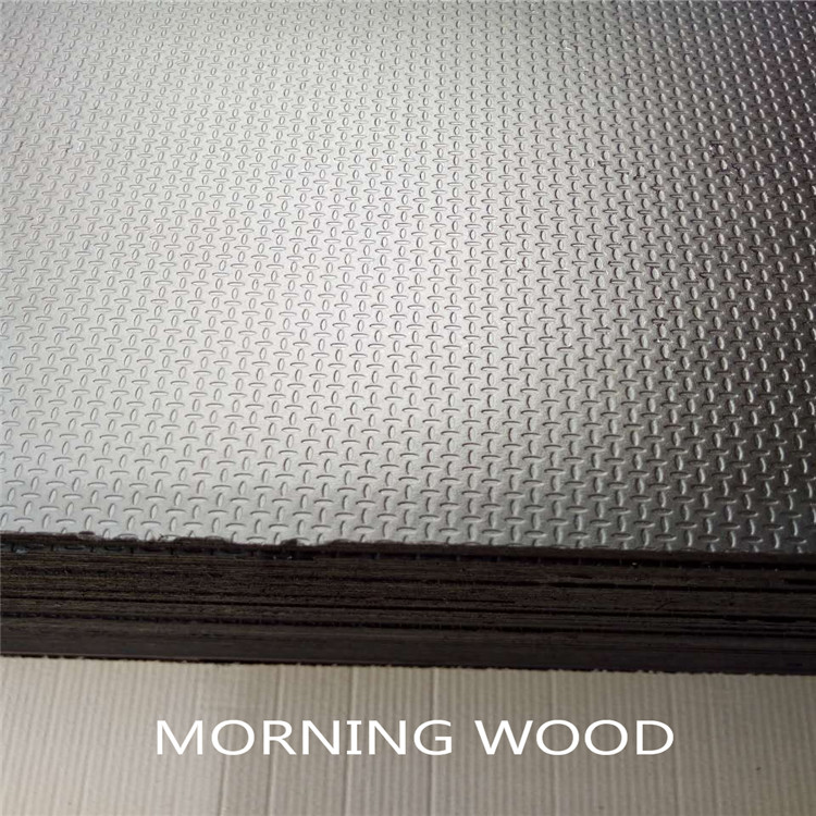 Rice grain film faced plywood dynea smooth film plywood outdoor use plywood
