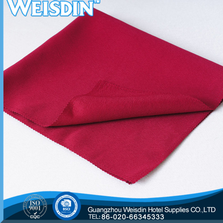 45*45cm high quality satin gold foil napkin