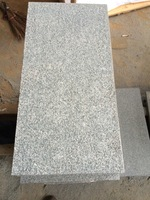Chinese green granite G612 Zhangpu Green standard granite slab size