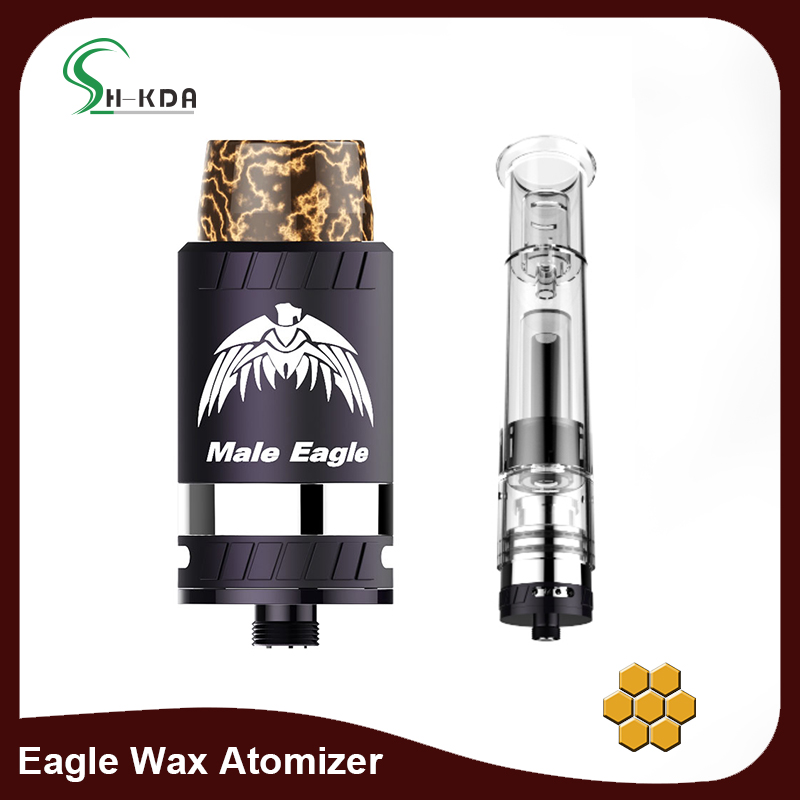 2017 new and best wax dab vape pen with ss 316 tc coil dab wax atomizer for dab wax