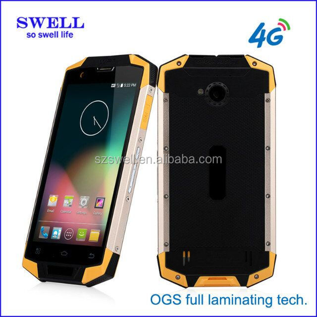 custom smartphone manufacturer X9 OGS full laminating tech best military grade cell phone