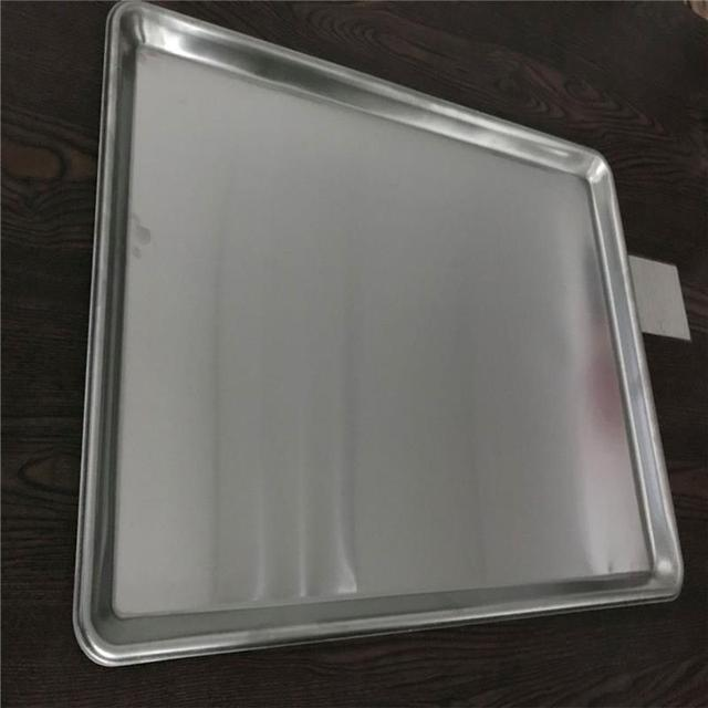 Stainless Steel Transparency full standard cookie sheet size bread pan with High Quality