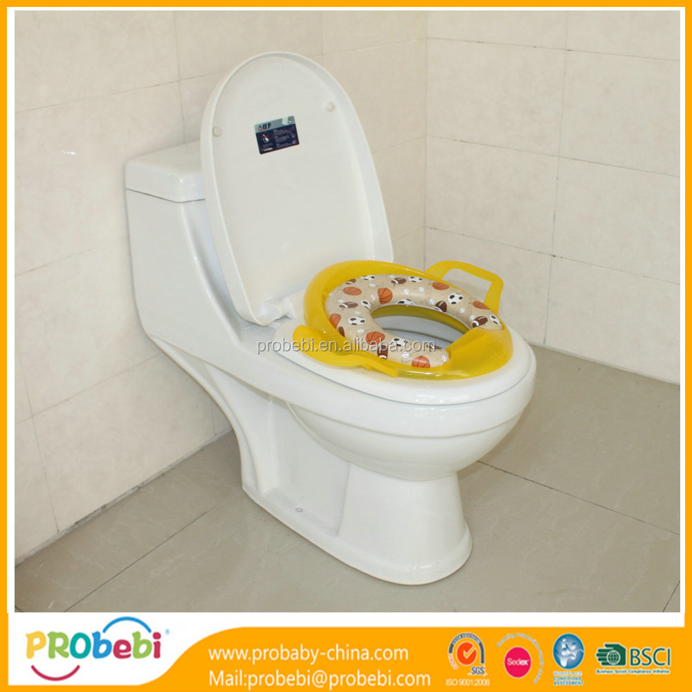 folding baby potty seat cover toilet trainer