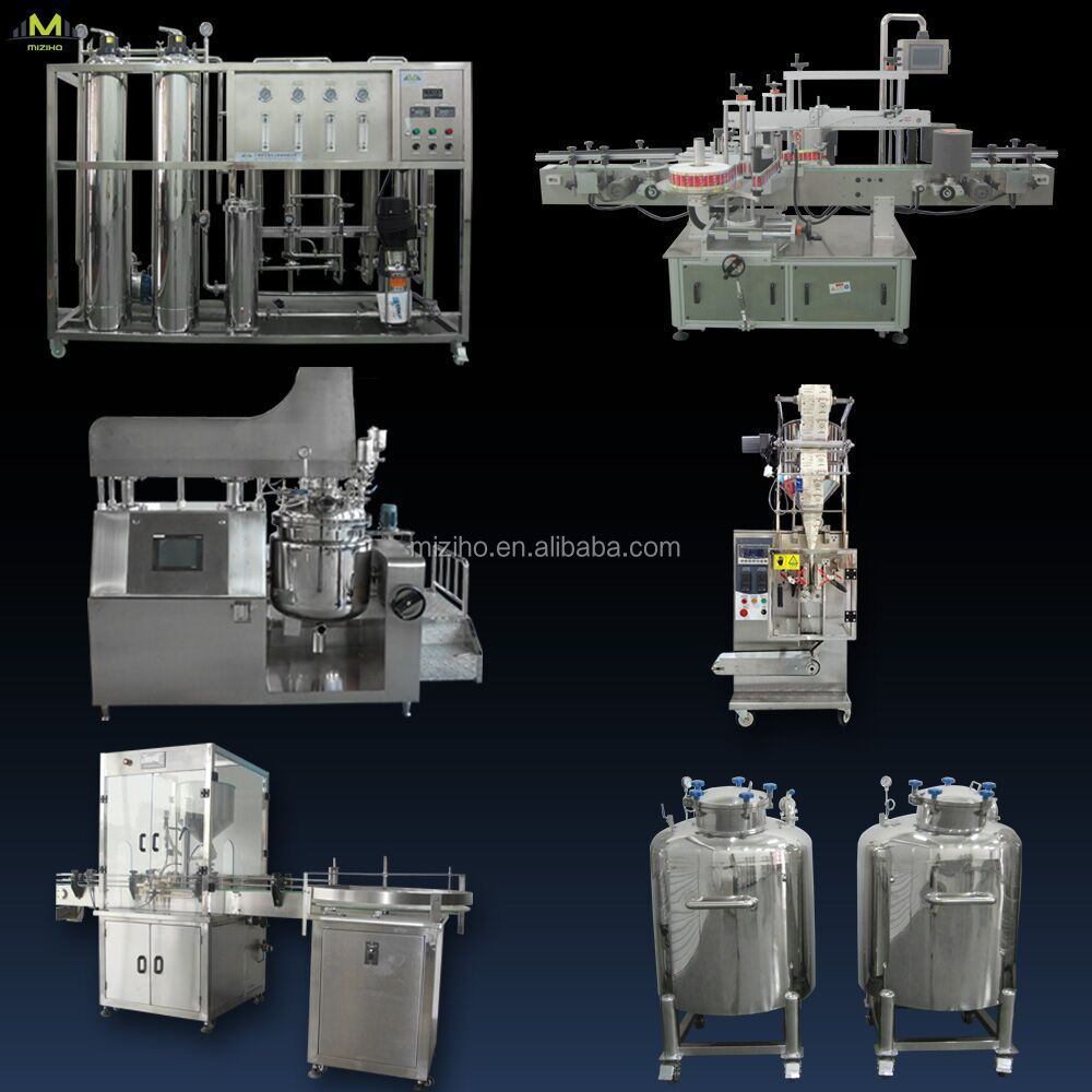 MZH-B FULL AUTOMATIC LIQUID SACHET PACKING MACHINE