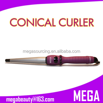 Professional Hair Conical Curler