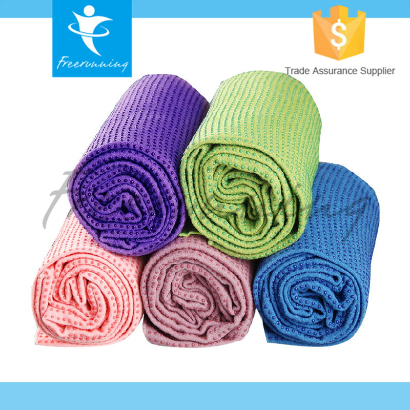 Best Sales OEM Logo Printed Quick Dry Wholesale Yoga Towel