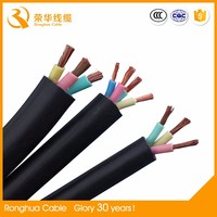Stranded Conductor Type and Copper Conductor Material underwater electrical wire