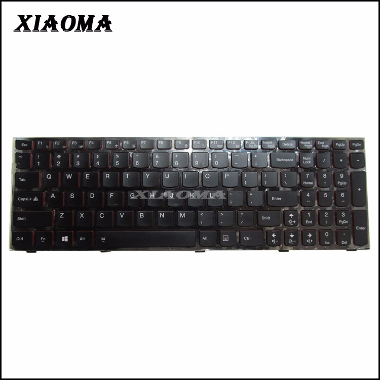 wholesale laptop notebook keyboard for IBM Lenovo Ideapad Y510 Y510P Y510P-IFI Y510P-ISE US
