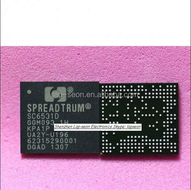 SPREADTRU Mobile phone CPU Chips SC6531C sc6531CA SC6531D SC6531DA