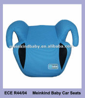 Meinkind E180 softy pad baby auto car seat/booster cushion with ECE R44/04