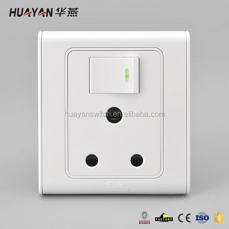 New selling superior quality one gang one way wall switches for wholesale