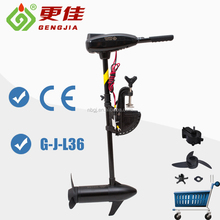 DC12V 36lbs Electric Outboard Motor Silent driving Electric Trolling Motor Cheap Sport Boat Motor Outdoor Adventure