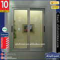 High-end Aluminium Profile Sliding Window with Mosquito Net