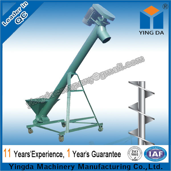 LS pet flakes screw conveyer with best price