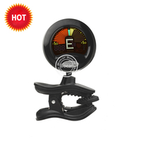 2016 HOT OEM colorful lcd guitar tuner